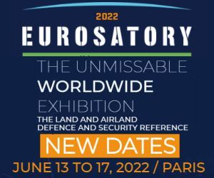 Eurosatory 2020 International Defence and Security Exhibition land Airland Reference Army Recognition Official News Online Web TV