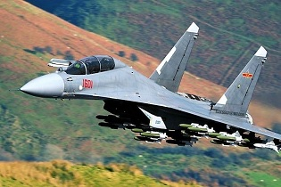 Shenyang J 16 Red Eagle Fighter Jet data pictures video 03