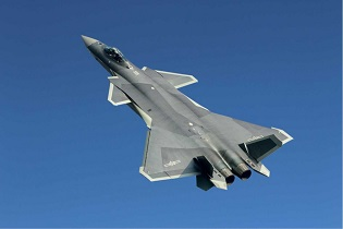 Chengdu J 20 Mighty Dragon Fighter Jet data pictures video 06