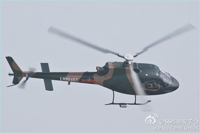 "Eurocopter's AS350 B3 is the company's ""best-seller"" in China for utility work, including power line survey missions. This high-performance single-engine helicopter outclasses its competition in terms of performance, versatility and safety. It excels in hot conditions and very high altitudes, holding the record as the only helicopter to have landed on top of Mount Everest."