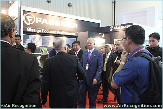 The prime minister of Malaysia Datuk Seri Najib Razak said the Lima 2013 (International Aerospace and Maritime exhibition) was well situated to take advantage of the growth in military spending in Southeast Asia which went up by 13.5 per cent last year, with Asian defence spending set to overtake Europe for the first time.