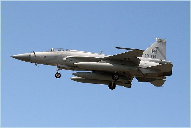 Several media have reported a Saudi interest for the JF-17 Thunder produced in cooperation by Pakistan and China. US journal, Geo News reported that Saudi defence ministry and Saudi Air Force are keenly examining the JF-17 Thunder program and mulling over their participation in it.