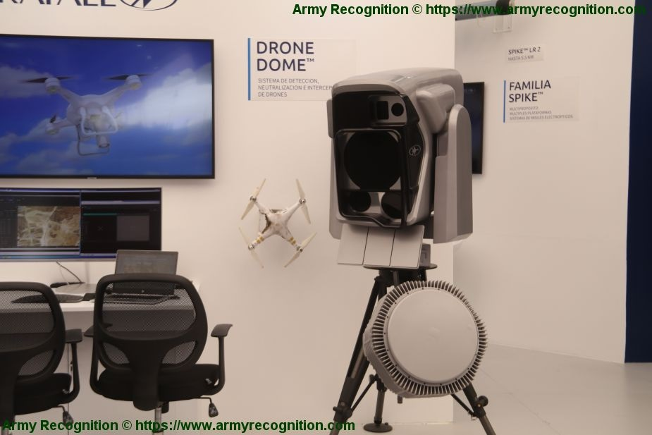 Singapore AirShow 2020 Rafael to showcase complete combat proven array of air defense and air to air systems 05