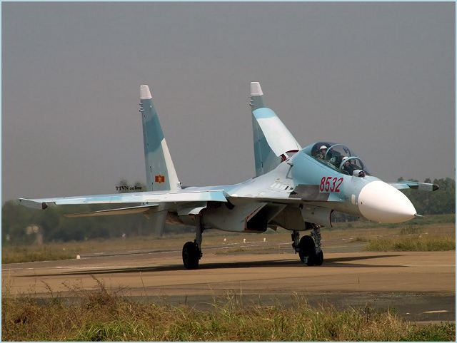 Up to now, Vietnam People's Air Force owns 20 multipurpose fighterSu-30MK2V, is expected will receive the same four notes in 2012 under contract to buy 12 Su-30MK2 is signed in end 2010. After a contract to supply 12 multi-purpose fighter Su-30MK2 sign from 2010, Russia hopes to sell another 24 units similar to Vietnam.