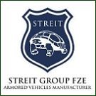 Streit Group advertising logo