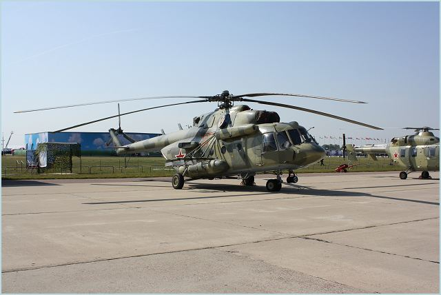 The Indian Air Force has put into service the first batch of 80 Mi-17V-5 tactical transport helicopters under a $1.3 billion deal, Russian state-controlled arms exporter Rosoboronexport said on Friday, February 17, 2012.