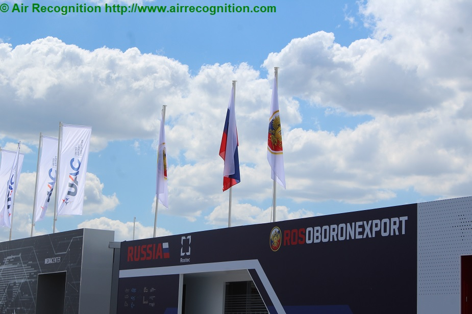 Paris Air Show 2019 Rosoboronexport exports of combat aircraft and helicopters exceeded 6 billion in 2018