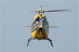 EC120 Colibri EC120B Eurocopter light helicopter technical data sheet specifications intelligence description information identification pictures photos images video France French Air Force aviation aerospace defence industry military technology