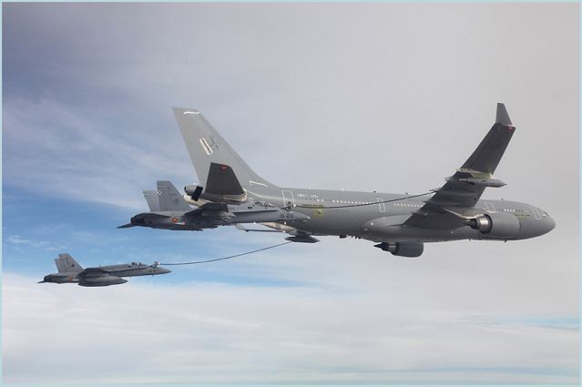 South Korea on Monday kicked off the process to buy four in-flight refueling tanker aircraft, in a deal seen to be worth around 1.4 trillion won ($1.31 billion), with planemakers Boeing and Airbus expected to compete, sources said.