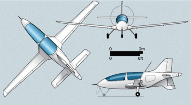LH-10 Ellipse LH-10B LH Aviation light surveillance aircraft technical data sheet specifications intelligence description information identification pictures photos images video France French Air Force aviation aerospace defence industry military technology