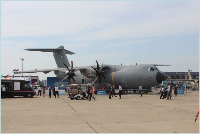 Diehl Defence signed an exclusive cooperation agreement with Elbit Systems, to equip the Bundeswehr´s Airbus A400M transport aircraft with its self-protection system. The agreement was signed at the International Aviation and Space Exhibition (ILA) in Berlin on May 20.