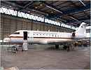 In the context of modernizing the medium-and long-range fleet of the FMOD special air mission wing, the Bundeswehr Technical and Airworthiness Center for Aircraft (WTD 61) in Manching has issued airworthiness certificates for 4 new aircraft of the Bombardier Global 5000 type. Several special retrofits and modifications on the Challenger successor required appropriate tests and demonstrations in order to facilitate certification.