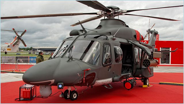 Aw139 Agustawestland Medium Sized Twin Engined Helicopter