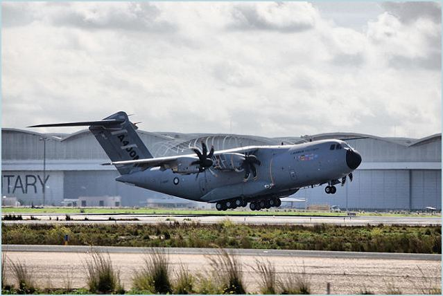 FIDAE 2012 will be the chosen venue to showcase for the first time in Latin America the A400M Grizzly 2. The aircraft is regarded to be the XXI century most versatile military transport airlifter.
