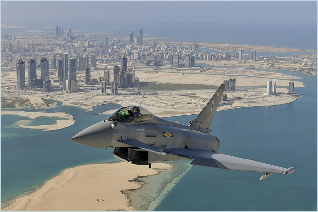 The Sultanate of Oman has take the decision to purchase 12 Typhoon fighters aircraft and eight Hawk Advanced Jet Trainer aircraft. This contract is further recognition that both Typhoon and Hawk are leading aircraft in their class, providing the best capabilities available.