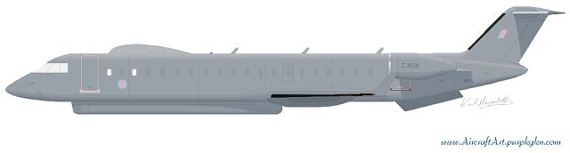 Sentinel R1 ASTOR surveillance reconnaissance intelligence aircraft plane technical data sheet specifications intelligence description information identification pictures photos images video United Kingdom British Royal Air Force defence industry technology