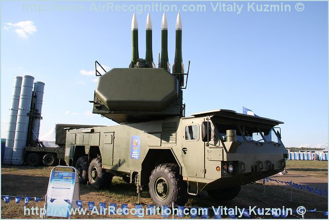 Air defense equipment will be represented by the S-300VM, Tor-M2E and Buk-M2E air defense missile systems, Tunguska-M1 and Pantsir-S1 air defense gun/missile systems, Igla-S man-portable air defense system, radars, electronic warfare equipment, command, control and communication systems.