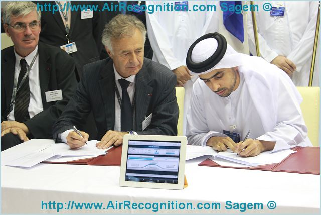 Sagem (Safran group) on November 13 signed a contract with MBM Aeronautics, a company based in the United Arab Emirates, concerning the promotion and distribution of its new Cassiopée Exclusive service to operators and owners of business airplanes and helicopters in Gulf Cooperation Council countries (Saudi Arabia, Bahrain, United Arab Emirates, Kuwait, Oman and Qatar).