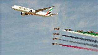 Pictures gallery Dubai Air Show 2013