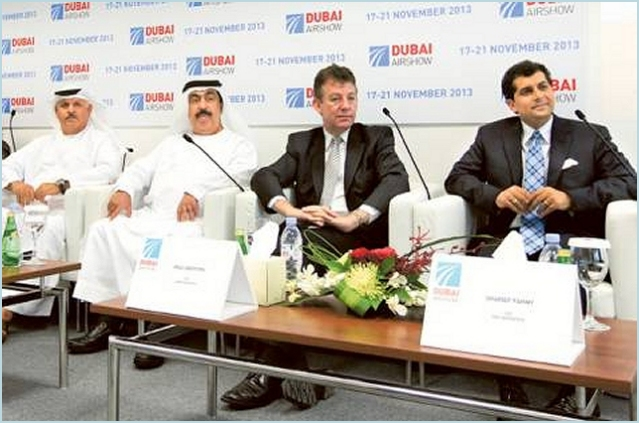 The 13th edition of the biennial Dubai Airshow which will run from Nov. 17-21, will double in size and it will be the first trade fair taking place at Dubai's new airport Dubai World Central, also known as Al-Maktoum airport, which is poised to become the biggest aerotropolis in the world.