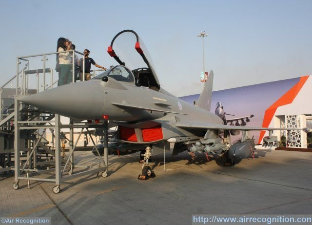 Dubai Airshow 2015 Eurofighter team upbeat about Typhoon future capabilities 640 001