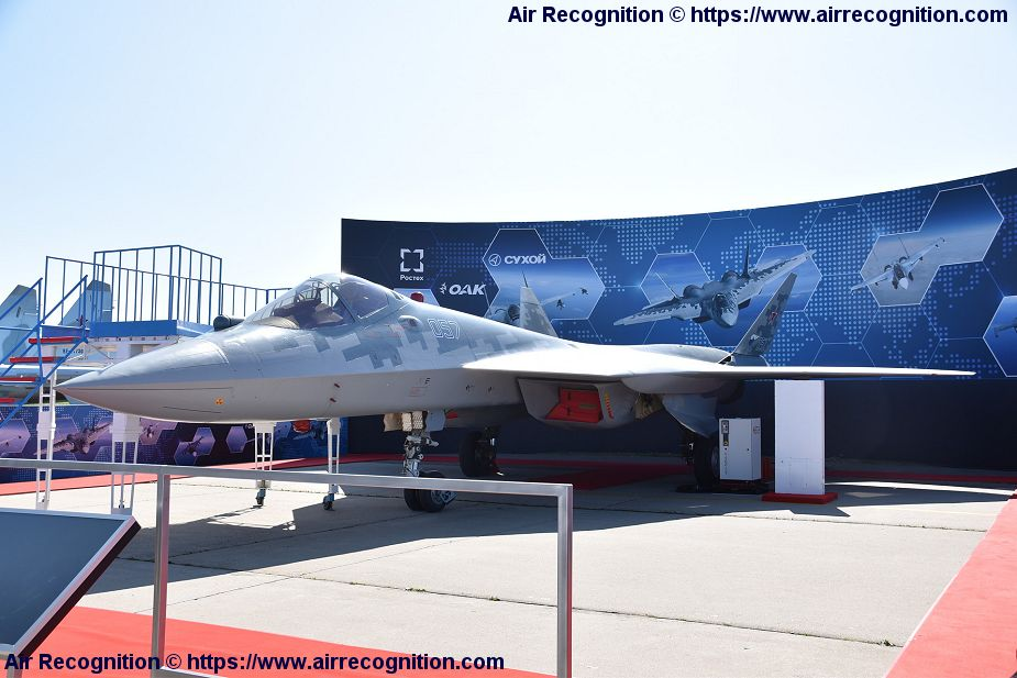Russia is able to sell fifth generation Su 57 PAK FA T 50 fighter aircraft to Turkey 925 001