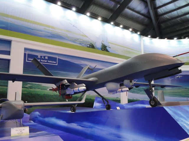 During UMEX 2015, China Aerospace Long-March International Co. Ltd (ALIT, which will join the exhibition in Abu Dhabi for the third time, will specially highlight its CH-4 unmanned aerial vehicle. ALIT is devoted to exporting and importing Chinese aerospace-related equipment and technology. ALIT provides series of defense products and technologies, including rocket engine technology, precision-guided bombs (PGB) and unmanned aerial vehicles (UAVs).