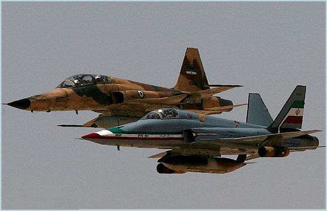 The Islamic Republic of Iran Air Force (IRIAF) fighter jets have joined the country's Navy wargames underway in the international waters of the Sea of Oman and the Indian Ocean.