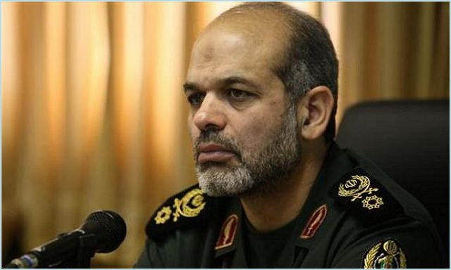 Iranian Defense Minister Brigadier General Ahmad Vahidi confirmed Friday, November 9, 2012, that the fighter jet of the Islamic republic had confronted a U.S. drone in the Persian Gulf last week, local media reported. The U.S. Defense Department said Thursday, November 8, 2012, that an Iranian fighter jet attacked a U.S. drone in the Persian Gulf last week but missed its target, so the U.S. unmanned aircraft suffered no damage and returned safely to the base.