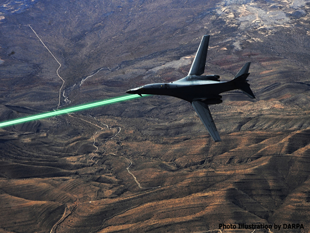 Enemy surface-to-air threats to manned and unmanned aircraft have become increasingly sophisticated, creating a need for rapid and effective response to this growing category of threats. High power lasers can provide a solution to this challenge, as they harness the speed and power of light to counter multiple threats.