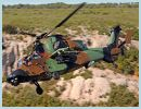 The French Army's Tiger combat helicopter fleet expanded yesterday with Airbus Helicopters' delivery of the first two attack helicopters in the HAD Block 2 version, following its qualification by the French General Directorate for Armament on November 21.