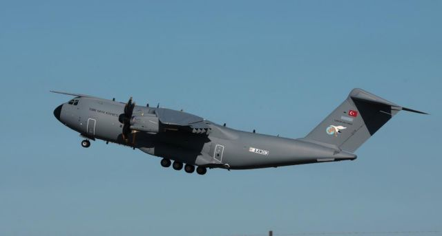 "Turkey has received its second A400M tactical transport aircraft from the Airbus consortium, the country's Undersecretariat for Defense Industries (SSM). ""Delivery of our MSN0013 aircraft, with the tail number 14-0013, the second of 10 aircraft to be procured within the content of the A400M Strategic Transport Aircraft Program organized by our undersecretariat, has been completed as of Dec. 22, 2014,"" the SSM said in a written statement released late on Dec. 23."