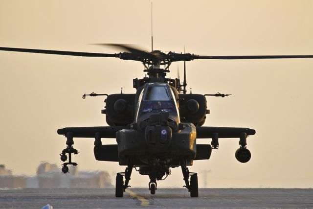 Officials from Boeing Co and the U.S. Army said on Wednesday they had begun discussions about a multiyear agreement to buy about 240 AH-64 Apache helicopters from fiscal 2017 to 2021, a deal that analysts say could be worth around $4 billion, reports today Reuters.