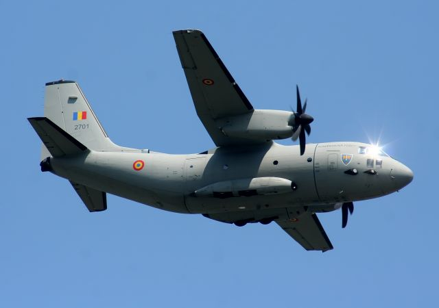 The Romanian Army has taken delivery, on Monday January 12, of the seventh C-27J Spartan military transport aircraft, concluding the EUR 217 million contract with the Italian company Alenia Aermacchi. The contract was signed in 2006.
