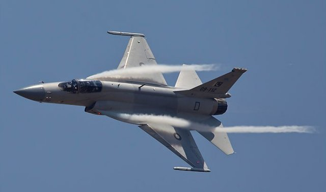 China will turn over the last batch of 50 FC-1 Xiaolong fighters, also knwon as JF-17 Thunder, to Pakistan over the next three years, said Li Pei, the former head of the aircraft project under the Aviation Industry Corporation of China, in a report by the Chinese newspaper People's Daily.