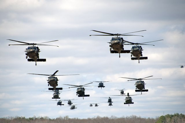 Sikorsky won 940 mn in US Army weapon systems support contracts 640 001