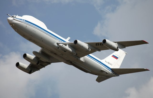 UIC about to deliver 2nd generation airborne command post to Russian Defense Ministry 640 001