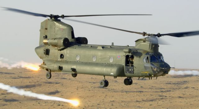 The British Ministry of Defence has signed a $645 million contract with Boeing for the in-service support of the Chinook helicopter, saving the taxpayer over $231million. Having played a vital role in operations in Afghanistan, the contract will be for five years and the fleet will be maintained in Fleetlands, Gosport, and other technical support provided from RAF Odiham and sites across the UK.