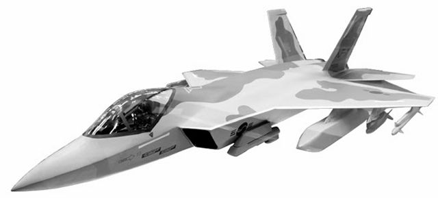 project analysis for the european fighter aircraft