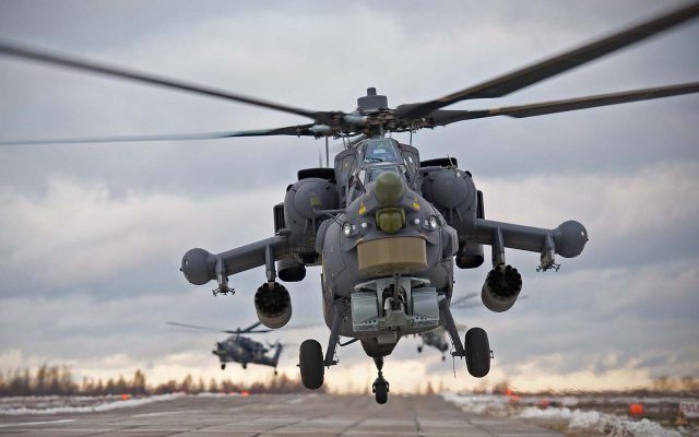 KRET has developed a multi-channel laser guidance system for the Ka-52, Mi-8MNP, and Mi-28N helicopters. The new development will guide high-precision missiles and will allow helicopters to use various types of missiles, announced the Russian state corporation Roste on June 26, 2015. The laser guidance system is designed to control and guide missiles to a target through either automatic or manual honing.