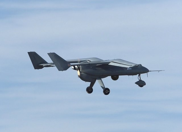 Avio Aero and Selex ES to develop a new hybrid electric propulsion system for UAVs 640 001