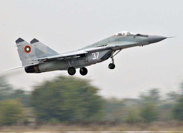 Bulgaria finalized deal with Poland for country s MiG 29 fighters fleet upgrade 640 001