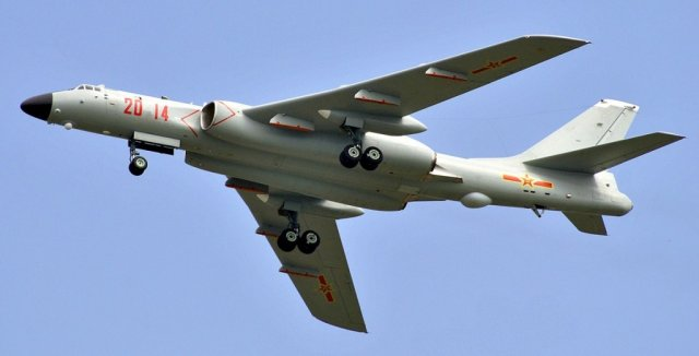 China unveils details on H 6K bomber long range precision strike capabilities 640 001