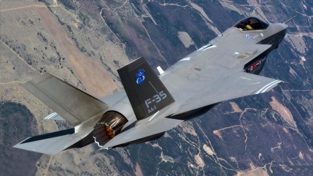 Cobham received orders from BAE Systems for F 35 Lightning II microelectronic products 640 001