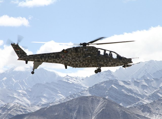 India ndigenously made HAL Light Combat Helicopter successfully completes performance trials 640 001