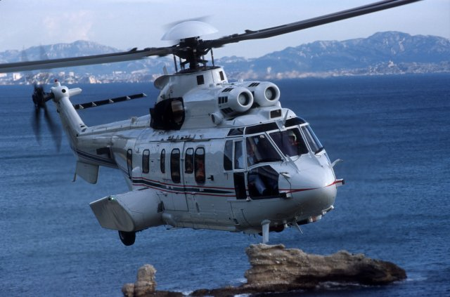 Kuwait Ministry of Interior orders Airbus Helicopters AS365 and H225 multirole helicopters 640 001
