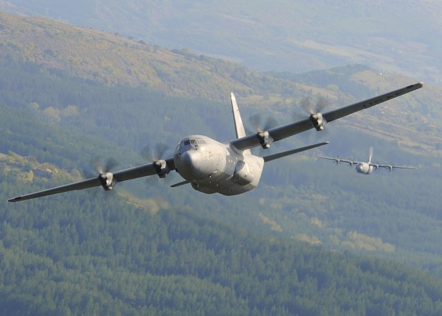 Lockheed reaches initial agreement on multi year contract with USAF for 83 C 130J Super Hercules 640 001