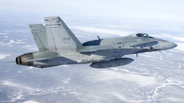 New Canadian Government to cancel F-35 participation and bolster its Navy 640 001