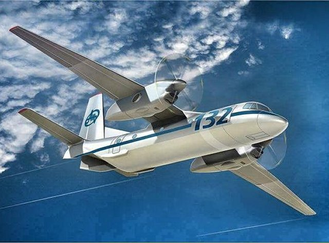 Pratt Whitney to equip Antonov s An 132D Demo aircraft with PW150A engines 640 001