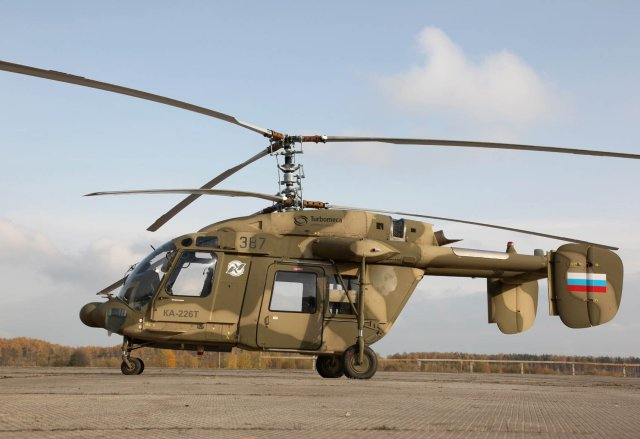 Russia could equip India s future Ka 226T helicopters with night vision goggles and HMTDIS systems 640 001